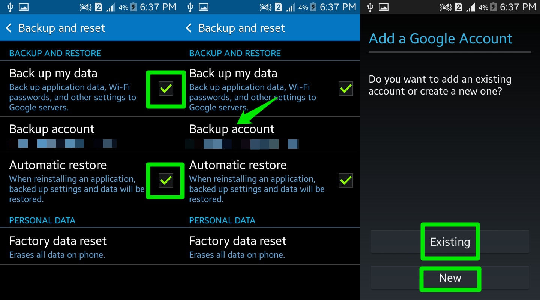 Как сделать резервную копию (бэкап) на Андроид 88